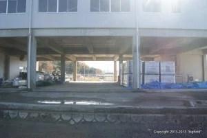 S社の津山メガソーラーにある建物