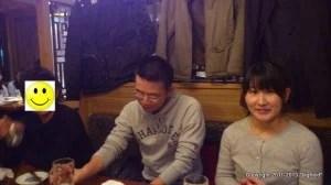 プチしげる会in岡山:Y氏とY嬢