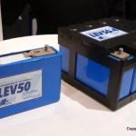 蓄電池の性能について