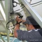 太陽光発電を最適化する「Tigo Energy」とは:取付体験会(2)