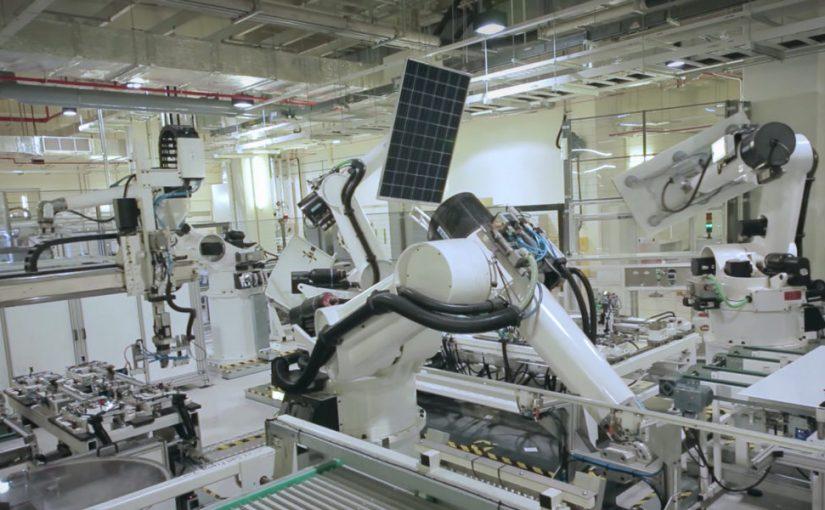 Обновление высокоэффективных солнечных модулей от REC и Trina Solar