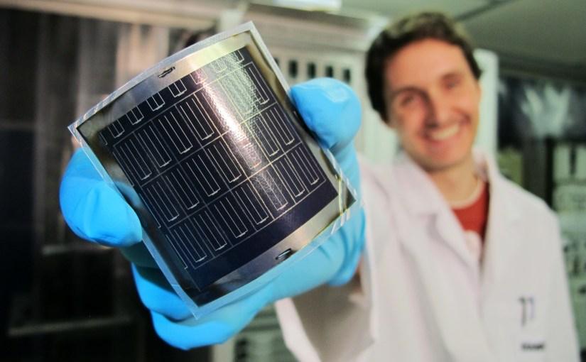 Инновационная разработка позволит увеличить КПД солнечных панелей до 41%
