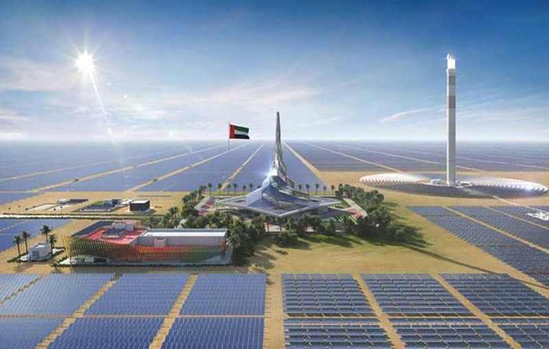 Рекордная цена за кВт*ч в Дубаи (1,7 цента)