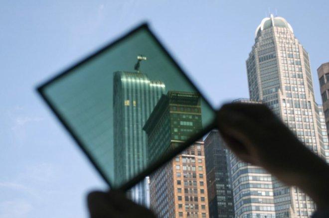 Доля солнечной энергетики может возрасти за счёт фотоэлектрических окон небоскрёбов