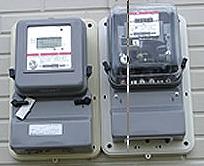電力メーター