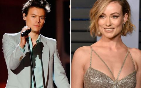 Olivia Wilde pide orden de restricción contra acosador que busca 'competir' con Harry Styles