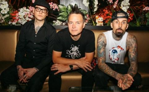 Blink-182 confirma fecha de lanzamiento de su nueva canción, 'Quarantine'