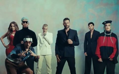 Bad Bunny estrena el video de «Yo Visto Así» con Ricky Martin, Ruby Rose y Karol G