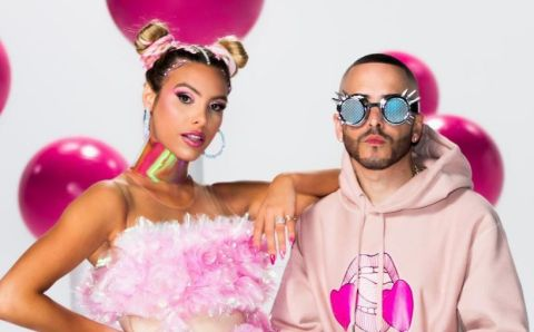 Lele Pons estrenó su canción con Yandel, 'Bubble Gum', tras su polémica con el caimán