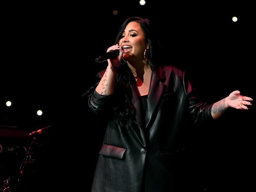 Demi Lovato confesó que sufrió tres derrames y un infarto tras una sobredosis