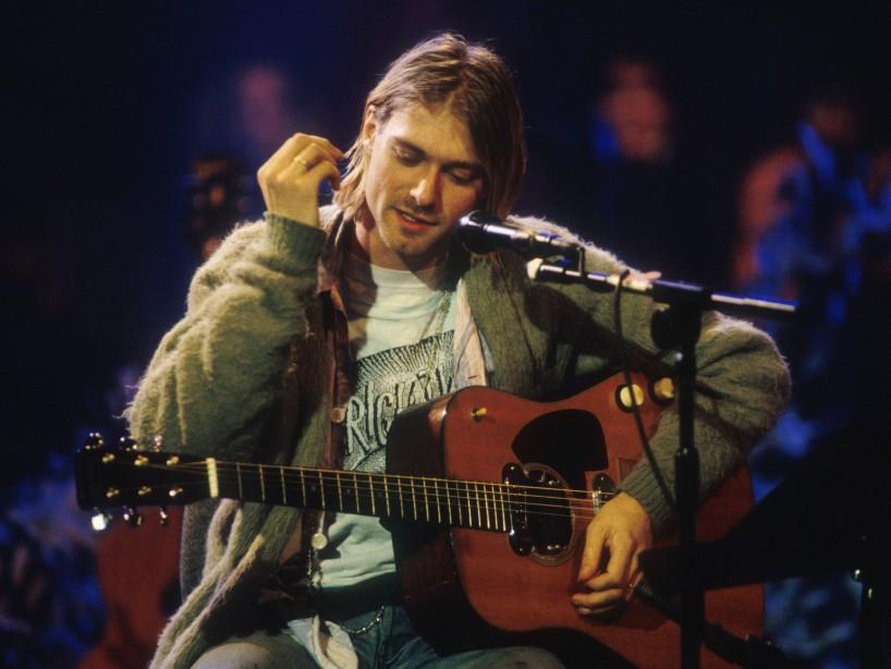 Publican canciones de Kurt Cobain, Jimi Hendrix y más, todas hechas con inteligencia artificial