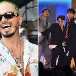 J Balvin manda mensaje a BTS y surgen sospechas sobre una colaboración musical