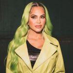 Natti Natasha lanza 'Philliecito': ¿qué significa y por qué pintó color verde su cabello?
