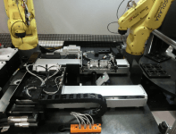Robotic Welding Cell for Cover Assembly