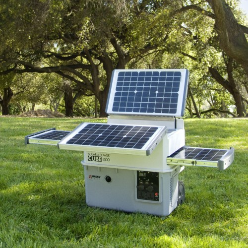 solar e power cube 1500 solar