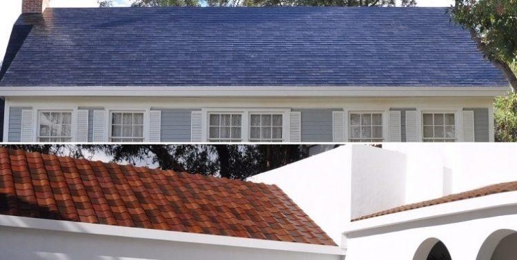 solar roof shingle tiles in california