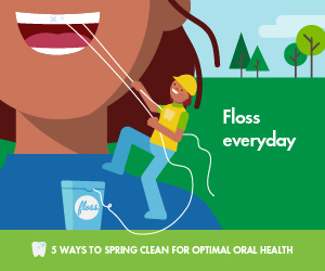 floss everyday