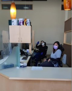 Dentist in Calgary downtown beltline area open for business