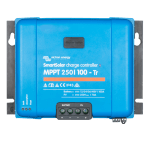 Solar panel system MPPT charge controller