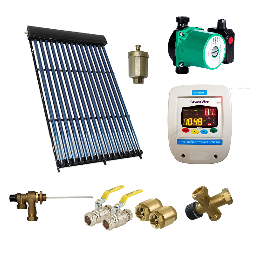 200L 18 tube EVT geyser conversion kit (Limited stock)