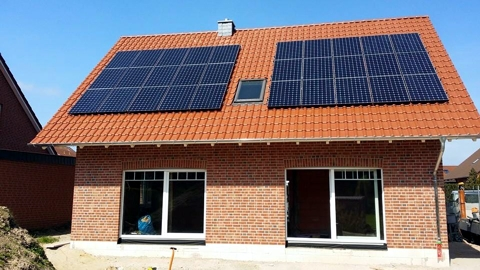 Solaranlage Brome