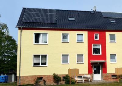 Solaranlage Photovoltaik in Salzwedel OT Liesten
