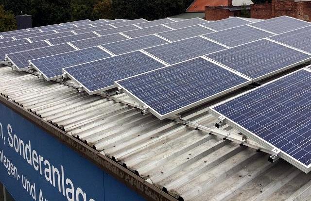 Solaranlage – Photovoltaik des Monats