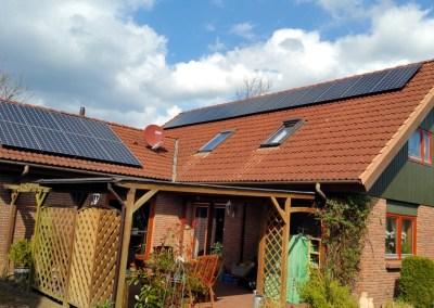 Solaranlage Photovoltaik in Lüchow