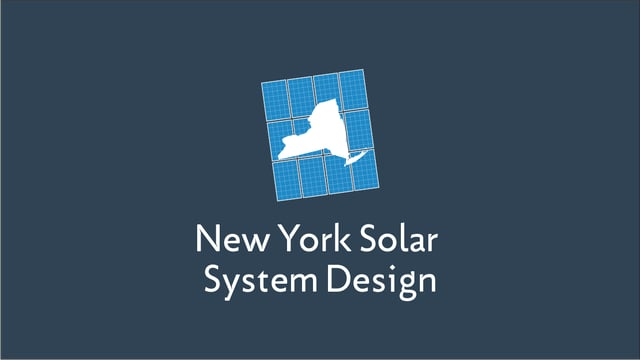 Designing Your Home Solar System