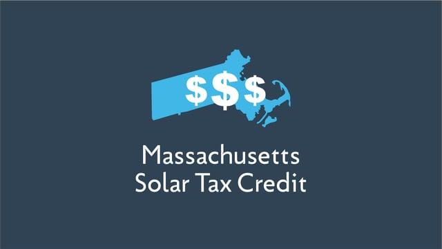 Solar Tax Credits in Massachusetts