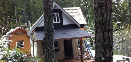 Solar Burrito Cabin