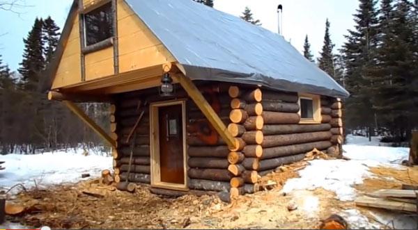 500 dollar cabin