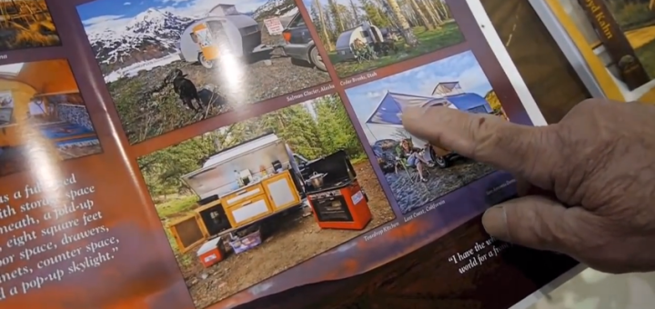 """Lloyd's Kahn's """"Tiny Homes On The Move: Wheels and Water"""" -a Sneak Peak!"""