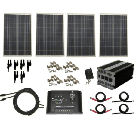 The Best Solar Power Kits Solar Burrito