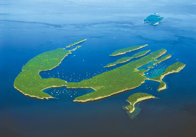 Camping Sucia Island