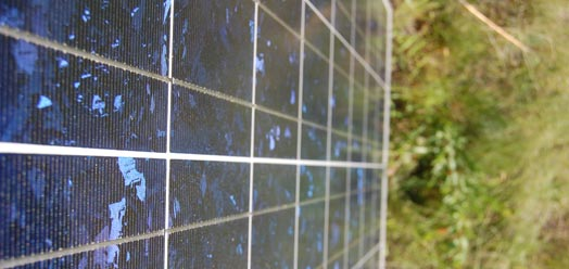 solar-panel-grass-recycle