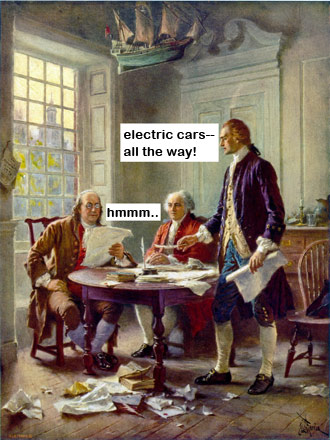 evs-are-political