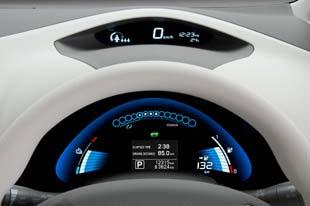 LEAF-speedometer