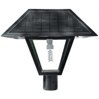 AMERICAN SOLAR ELECTRIC SOLAR COACH LIGHT - 42 LED, 12 ...