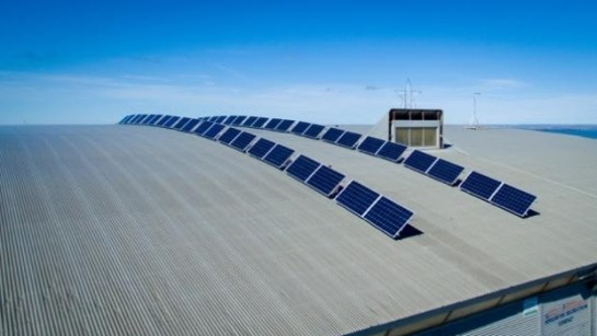 kugluktuk-solar-panels