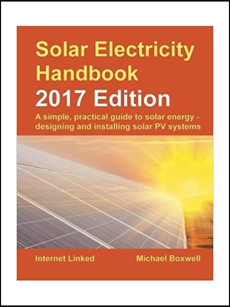 Solar Energy Books