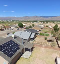 san antonio solar panel system on a home [ 1600 x 1200 Pixel ]