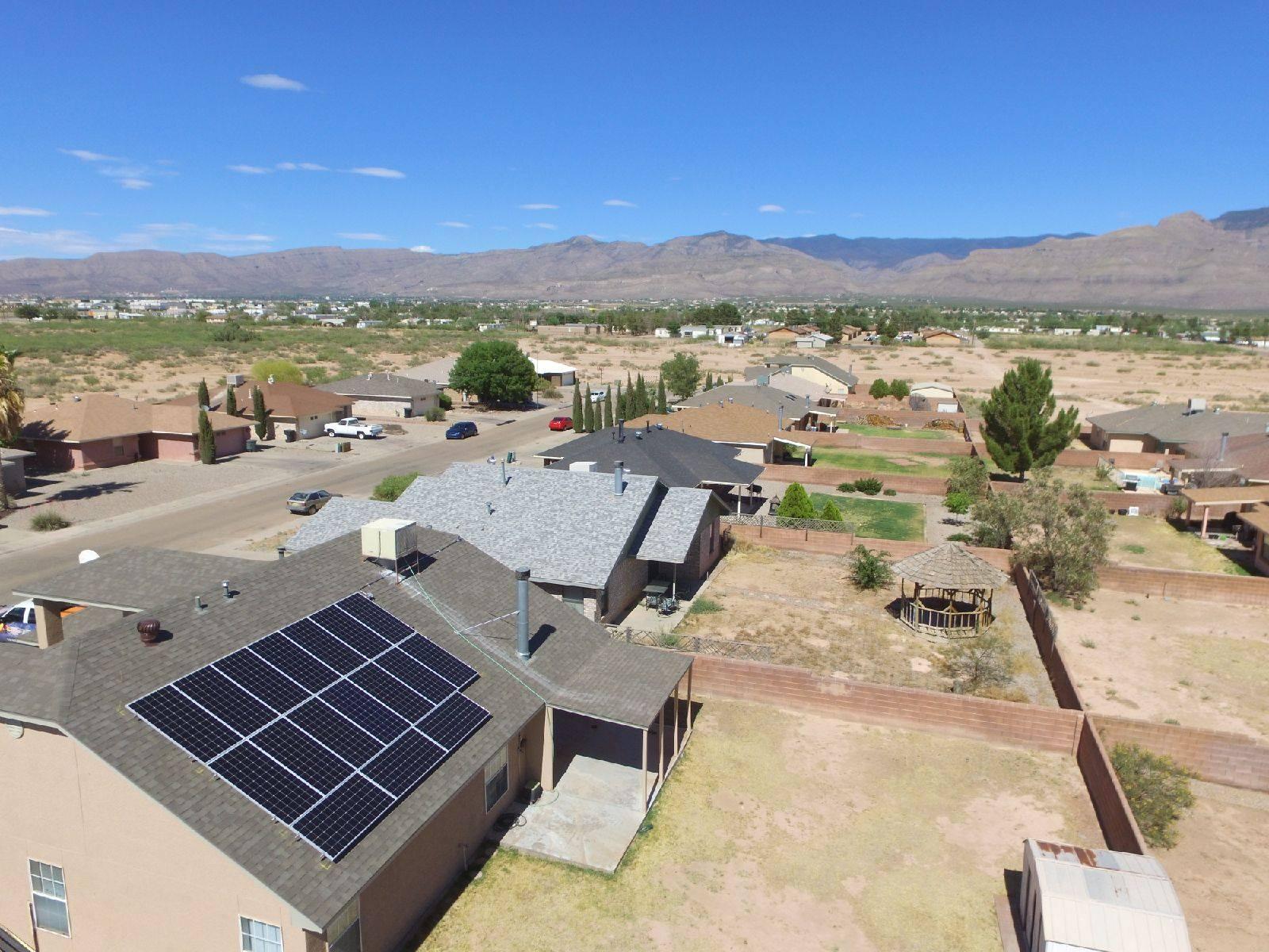 hight resolution of san antonio solar panel system on a home