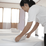 Housekeeping at Solarena Seaside Resort