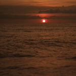 Sunsets at Solarena Resort, Caba, La Union