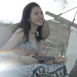 Ukulele by the seaside hammock at Solarena Seaside Resort, Caba, La Union