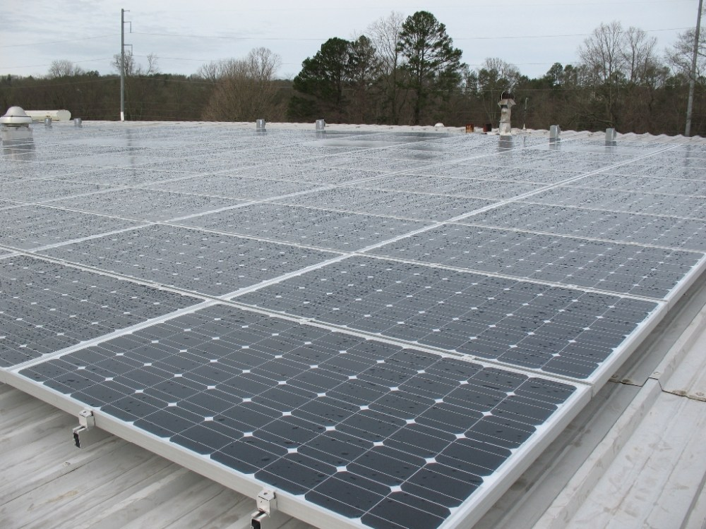 medium resolution of north georgia solar panel install 5