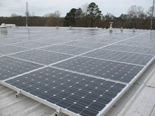 small resolution of north georgia solar panel install 5