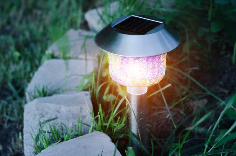 best replacement stakes for solar lights