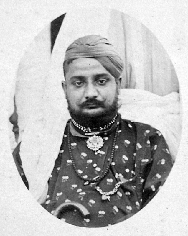 Chamba, PREM SINGH picture of father